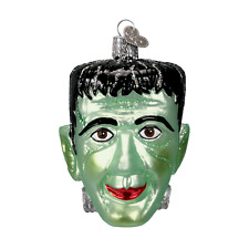 """Frankenstein"" (26052) Old World Christmas Glass Ornament w/OWC Box"