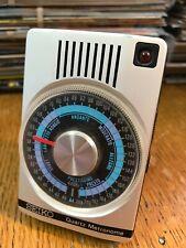 Seiko SQM-357 Quartz Metronome Light & Sound