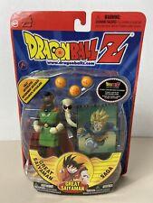 Dragon Ball Z GREAT SAIYAMAN Great Saiyaman Saga Action Figure Irwin Toy