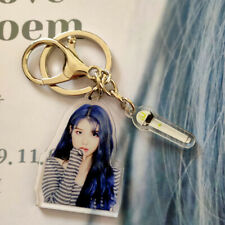 IU Album LOVE POEM (5th Mini) CD Acrylic Keychain Keyring Decor Pendant xkj F7H9