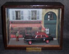Cuadro vitrina - Taxi Paris 1962