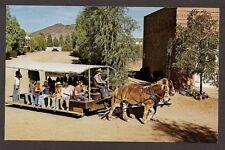 POSTCARD:  PIONEER ARIZONA - LIVING HISTORY MUSEUM - PHOENIX, ARIZONA - 1978