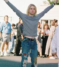 Nirvana Kurt Cobain 8X10 Photograph