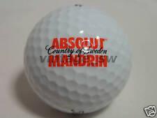 ABSOLUT MANDRIN GOLF BALL