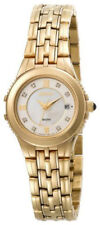 Seiko SXDA28 SXDA28P9 Ladies Diamond Le Grand Sport Watch Gold NEW RRP $750.00