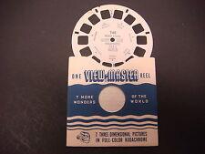 Sawyer's Viewmaster Reel,1954,Movie Stars Hollywood USA I,Reynolds,Derek,740
