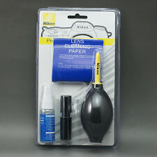 NEW 7in1 Professional Lens Cleaning kit For Nikon Canon DSLR & SLR Cameras