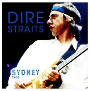 Dire Straits - Sydney Live 1986 (New Vinyl LP Sealed!) 180 Gram!