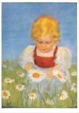 "vintage blank greeting cards  ARS SACRA Spötl ""children ""2993"" 1950"