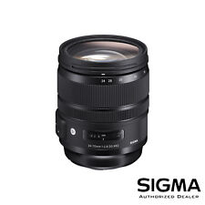 Sigma 24-70mm F2.8 DG OS HSM Art Lens for Canon ***USA AUTHORIZED***
