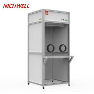 Assembly Movable Positive-Negative Pressure Self-service Collection Station