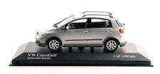 MINICHAMPS 400054370 VW Cross Golf 2006 (Silber) 1:43 NEU/OVP