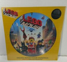The Lego Movie double LP picture disc 2015 RSD sealed