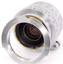 Leica LTM / L39 to LEICA-M Lens Adapter for 35-135mm Lenses + LEICA M Lens Cap