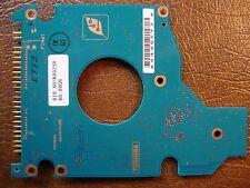 "Toshiba MK8025GAS (HDD2188 C ZE01 T) 010 A0/KA023A 80gb 2.5"" IDE/ATA PCB"