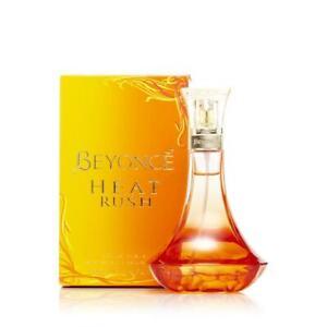 Beyonce Heat Rush by Beyonce, Eau De Toilette Spray, 3.4 Ounce BNIB