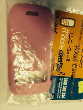 Nokia C7-00 Fitted Hard Cover in Pink CC-3008 - Original. Brand New in packaging