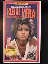 Kleine Vera Ex-Rental Vintage VHS Tape Dutch NL Film Videoband