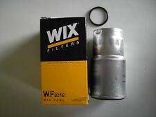 WIX FUEL FILTER AND SEAL KIT WF 8218 GENUINE REPLACEMENT PART - VARIOUS