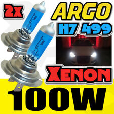 H7 100W XENON WHITE HEADLIGHT BULBS BMW 3 E21 E30 E46