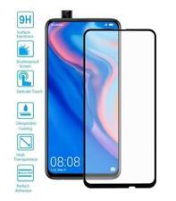 Protector de Pantalla para Huawei P Smart Z Negro Completo Cristal Templado