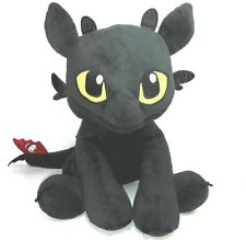 How to Train your Dragon plush Toothless soft toy doll Build a Bear