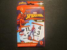 SPIDER-MAN Mathematics Addition Flash Game Deck