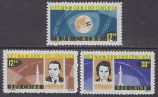 NORTH VIETNAM - 1964 Space Flights (3v) - UM / MNH