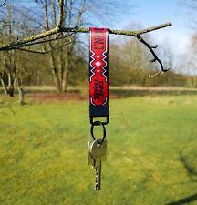 Defqon.1 Schlüsselanhänger Original Bändchen Bracelet keychain NEU Defqon1
