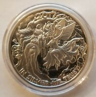 ARIEL THE FAIRY 1 oz. 999 silver coin limited to 5,000 SilverBug reddit NEW 2017