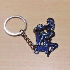 Sexy Lover Metal Key Ring Chain - Funny For Him or Her (Type 2)