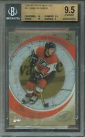 2005-06 upper deck ice #117 MIKE RICHARDS flyers rookie BGS 9.5 (10 9.5 10 9)
