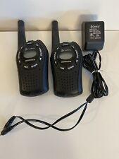 2 Cobra Pr990 -2 Way Radio Walkie Talkies With Charger Working