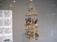 Handmade , Driftwood and Shells wind-chime/Decor (Beach Art)