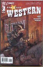 All Star Western 2011 series # 1 near mint comic book