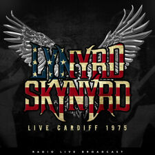 LYNYRD SKYNYRD - LIVE CARDIFF 1975 (RADIO BROADCAST) - LP - NEW & SEALED