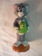 1993 Tom (of Tom & Jerry) Plastic Figurine Alligator Swim Ring