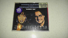 donna summer and giorgio moroder carry on cd single