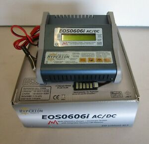 Hyperion Products EOS 0606i AC/DC Multi-Chemistry Charger Discharger System