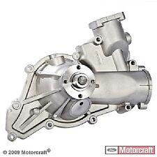 Engine Water Pump MOTORCRAFT PW-455 fits 99-03 Ford F-450 Super Duty 7.3L-V8