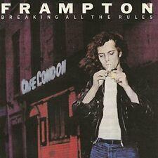 Peter Frampton - Breaking All The Rules [CD]