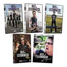Billy The Exterminator: TV Series Complete Seasons 1 2 3 4 5 Box/DVD Set(s) NEW!