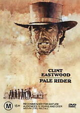 Pale Rider (Clint Eastwood)  -1999 DVD Region 4 Western Classic-