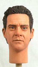 1:6 Custom Head of Jeffrey Dean Morgan as Negan Version 3 from The Walking Dead