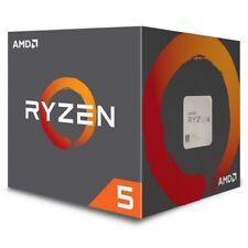 Procesador AMD AM4 Ryzen 5 2600x 6x3.6ghz/19mb Box