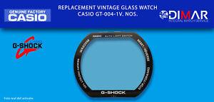 Ersatz Original Uhren Glas Casio G-Shock. GT-004-1V. NOS
