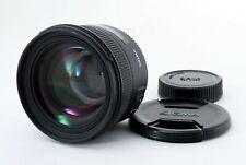 Manual Only Sigma 50mm f/1.4 EX DG HSM Lens for Nikon w/Lens Cap JAPAN 602817