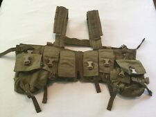 Eagle Industries Multi-Purpose Universal Split-Front Chest Rig Navy SEAL DEVGRU