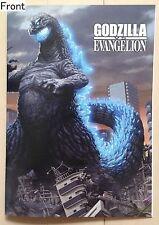 Godzilla vs Evangelion Original Notebook Type A