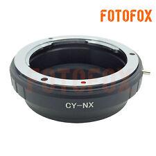 CY-NX Contax Yashica CY C/Y Lens to Samsung NX Adapter NX210 NX200 NX300 NX1000